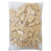 Just Bare Uncooked Chicken Chunk Fritters, 5 Pound -- 2 per case