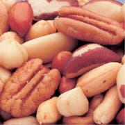 Mixed Nuts 50 Percent Peanuts Oil Roast, Salted -- 6 Count 2.38 Pound