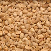 Peanut Dry Roast and Unsalt , 2 Pound -- 3 Bag per case