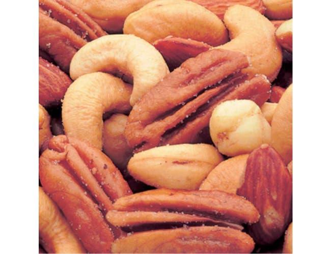 Oil Roasted  Salted  Mix Peanut, 2 Pound -- 3 Bag