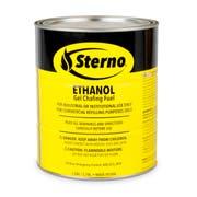 Sterno Ethanol Gel Chafing Fuel, 1 Gallon -- 4 per case.
