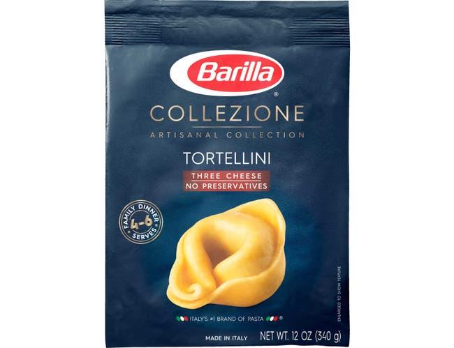Barilla Three Cheese Tortellini, 12 Ounce -- 8 per case.