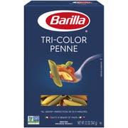 Barilla Tri Color Penne Pasta, 12 Ounce -- 16 per case.