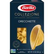 Barilla Collezione Orecchiette Pasta, 12 Ounce -- 12 per case.