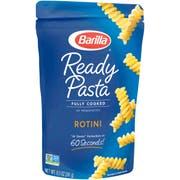 Barilla Rotini Ready Pasta, 8.5 Ounce -- 6 per case.
