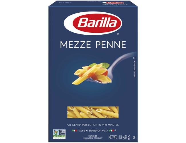 Miniature Penne Pasta,  16 Ounce -- 16 Case