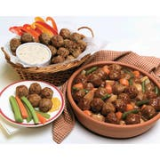 Rosina Home Style Meatball, 26 Ounce -- 8 per case.