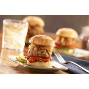 Rosina Number 10 Premium Beef and Pork Meatball, 5 Pound -- 2 per case.