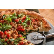 Rosina All Natural Small Chunky Sweet Italian Sausage Pizza Topping, 4 Pound -- 3 per case
