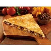Conagra The Max Chicken Slice Quesadilla Pizza, 5 Ounce -- 48 per case.