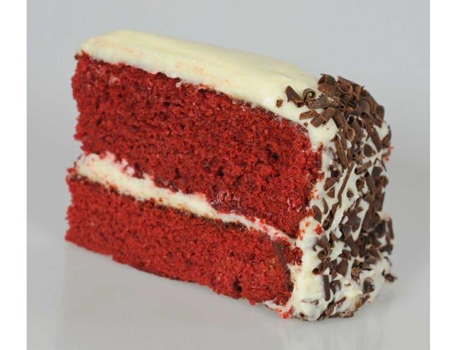 Alden Merrell Desserts Red Velvet Cake, 64 Ounce -- 2 per case.
