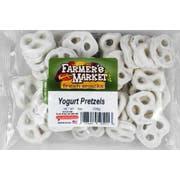Farmers Market Yogurt Pretzels, 8 Ounce -- 8 per case