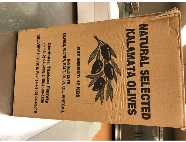 Kronos Superior Kalamata Olive, 26.4  Pound -- 1 each