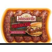 Johnsonville Firecracker Bratwurst, 19 Ounce -- 12 per case
