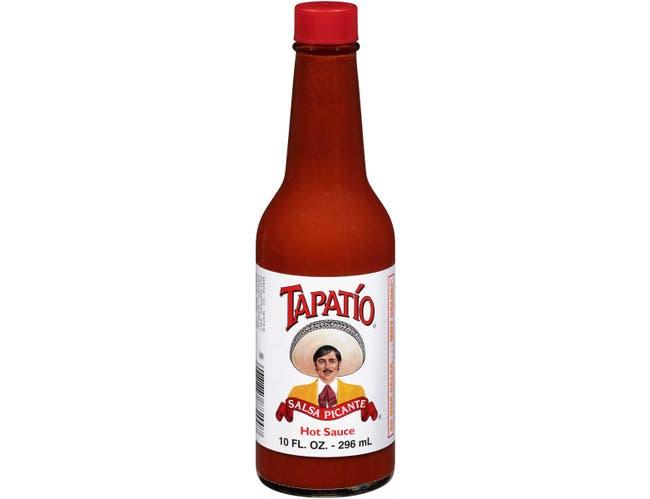 Tapatio Condiment Hot Sauce, 10 Ounce -- 12 per case.