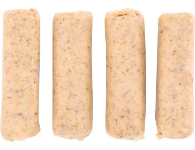 Jimmy Dean Regular Pure Pork Sausage Raw Links, 2 Ounce -- 96 per case.