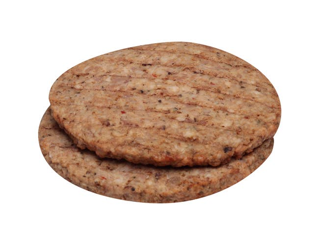 Jimmy Dean Fully Cooked Sliced Pork Sausage Patty, 10 Pound -- 1 each.