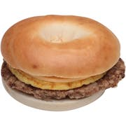 Jimmy Dean Sausage, Egg and Cheese Bagel, 5.2 Ounce -- 12 per case.