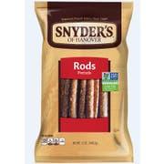 Snyders Of Hanover Pretzel Rod, 12 Ounce -- 12 per case.