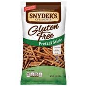 Snyders of Hanover Gluten Free Pretzel Sticks, 8 Ounce -- 12 per case.