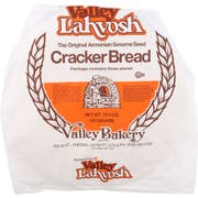 Valley Lahvosh Original 15 inch Round Crackerbread, 15.75 Ounce -- 7 per case.