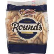 Valley Lahvosh Original Cracker Bread, 2 inch -- 12 per case.