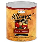 Allergo Starter Sauce, 105 Ounce -- 6 per case.