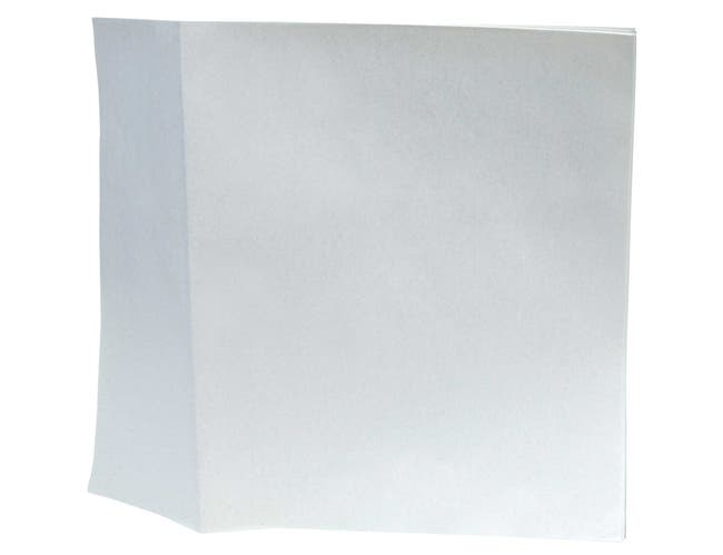 Freshgard Freezer Paper with Average Protection 6-9 M, 15 inch x18 inch, 1000 Count, White -- 1000 per case.