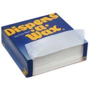 Dixie Dispens A Wax Patty Paper -- 10000 per case.