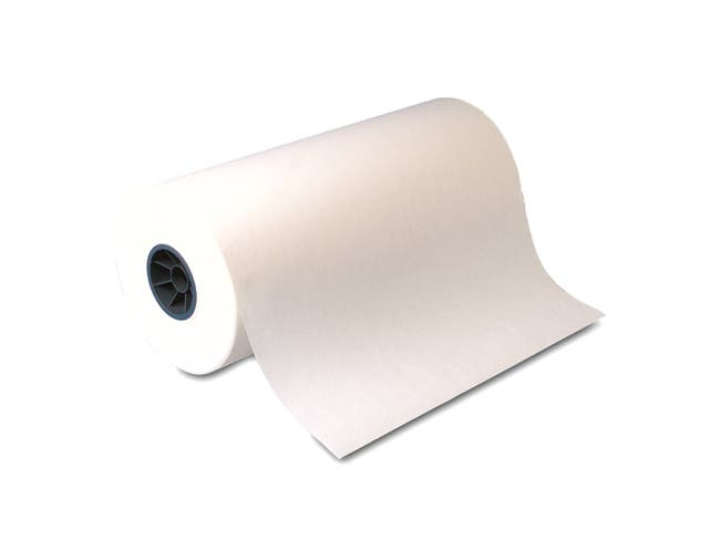 Freshgard Freezer Paper with Average Protection 6-9 M, 18 inch x1100 Foot Roll, White -- 1 each.