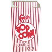 Dixie Red Automatic Bottom Popcorn Box, 2.000 x 4.375 x 7.000 inch -- 500 per case.