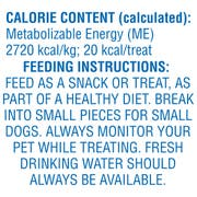 Canine Carry Outs Beef Flavor Chewy Snacks, 5 Ounce -- 12 per case.