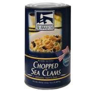 Sea Watch Chopped Sea Clams, 51 Ounce -- 12 per case.