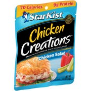 Starkist Chicken Creations Chicken Salad, 2.6 Ounce -- 12 per case.