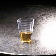 Emi Yoshi Clear Square Shot Glass, 1 Ounce -- 288 per case.