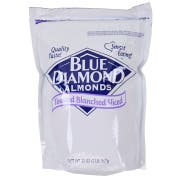 Sugar Foods Sliced Toasted Blanched Almonds, 2 Pound -- 8 per case.
