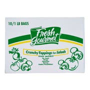 Fresh Gourmet Crispy Jalapeno Strips - 1 lb. package -- 10 per case