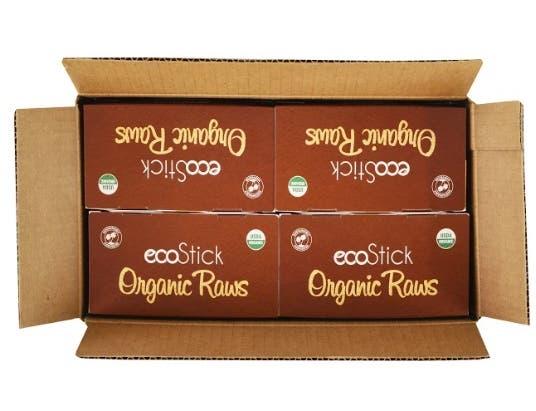 Ecostick Turbinado Sugar Dispenser, 3 Gram -- 4 per case.