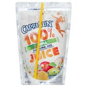 Capri Sun Apple Splash Juice, 6 Ounce -- 40 per case.
