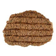 Kings Command Foods Fully Cooked Salisbury Steaks Portions, 3 Ounce -- 80 per case.
