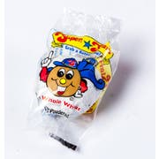 Super Bakery Stars Whole Grain Powdered Sugar Donut, 1.32 Ounce -- 160 per case.