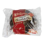 Otis Spunkmeyer Delicious Essentials Chocolate Chocolate Chip Muffin, 6.5 Ounce -- 48 per case.