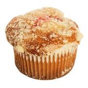 Otis Spunkmeyer Strawberry Shortcake Muffin, 12 Ounce - 3 per pack -- 8 packs per case.