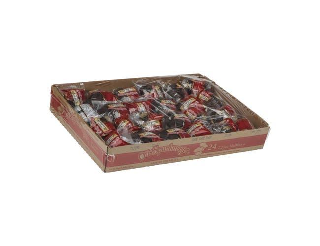 Otis Spunkmeyer Delicious Essentials Chocolate Chocolate Chip Muffin, 2.25 Ounce -- 96 per case.