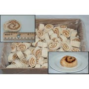 General Mills Pillsbury Supreme Freezer-to-Oven Cinnamon Roll, 1.5 Ounce -- 200 per case.