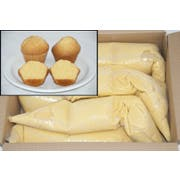 General Mills Pillsbury Tubeset Corn Muffin Batter, 3 Pound -- 6 per case.