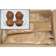 General Mills Pillsbury Tubeset Oatbran Muffin Batter, 3 Pound -- 6 per case.