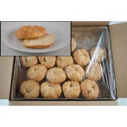 General Mills Pillsbury Baked Pinched Sliced Croissant, 2 Ounce -- 64 per case.