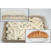 General Mills Pillsbury Butter Straight Croissant Dough, 3.75 Ounce -- 96 per case.
