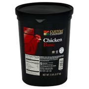 Custom Culinary Masters Touch Chicken Base, 5 Pound -- 4 per case.